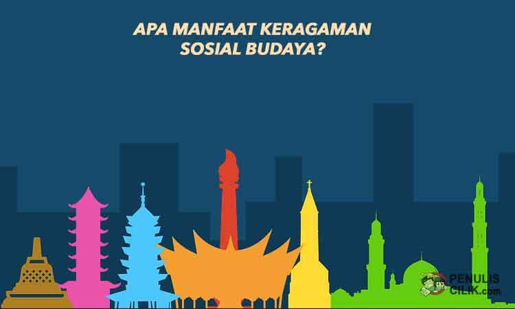 Manfaat keberagaman budaya di Indonesia