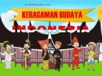 penyebab keberagaman suku bangsa dan budaya di indonesia