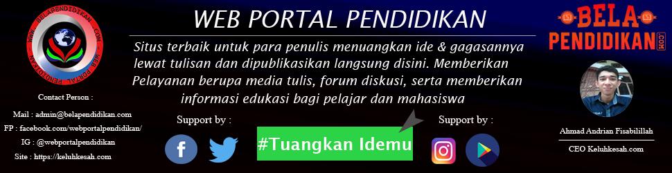 web portal pendidikan
