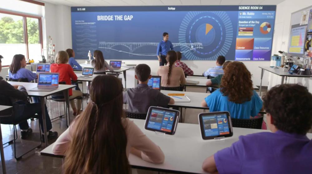 manfaat teknologi dalam bidang pendidikan