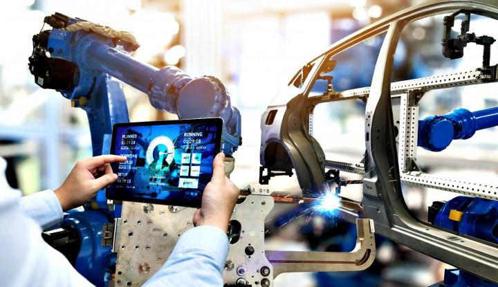 teknologi zaman revolusi industri