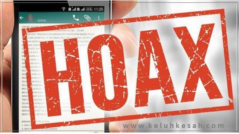 Solusi untuk menangkis penyebaran hoaks di kalangan remaja