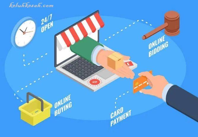 Pilih sistem penjualan