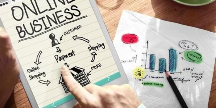 Bagaimana memulai bisnis online dengan modal yang pas pasan
