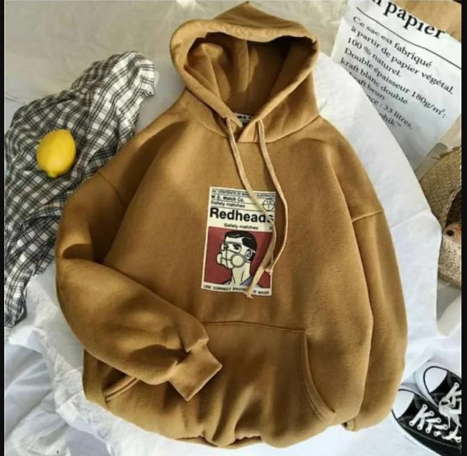 Jaket hoodie yang kece