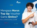 5 tips memilih tempat top up game online