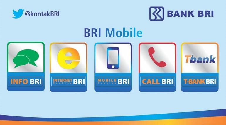 cara daftar applikasi banking dari bri
