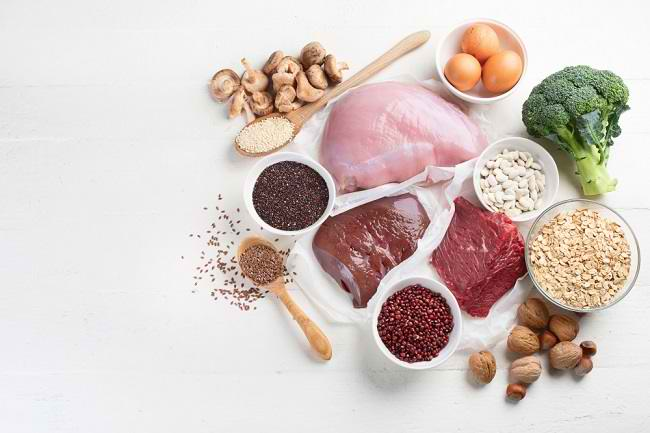 Makanan yang mengandung lemak sehat