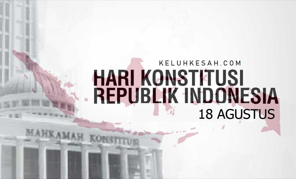 Mengenal konstitusi di Indonesia